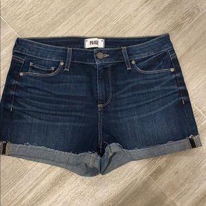 Paige Denim Shorts - 28